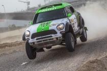 Abu Dhabi Desert Challenge 2013